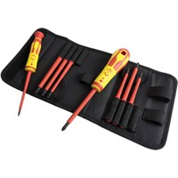 CK 10 Piece VDE Insulated Screwdriver Set