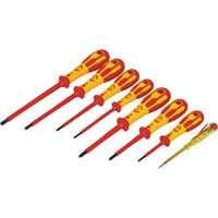 CK Dextro 8 Piece VDE Insulated Screwdriver Set