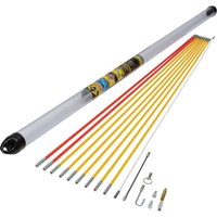 CK Mighty Rod PRO 10 Metre Cable Rod Standard Set