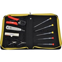 CK 10 Piece Data Comms Engineers Hand Tool Kit
