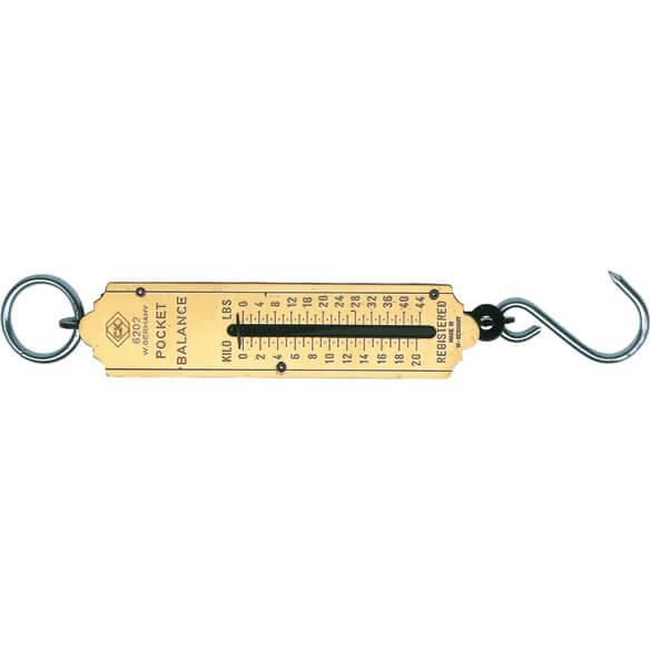 CK Pocket Balance Scales 12.5kg