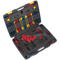 Sealey 90 Piece Automotive Circuit Test Lead Kit
