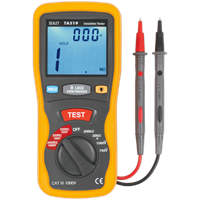 Sealey TA319 Digital Insulation Tester