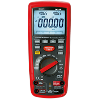 Sealey TA320 Digital Automotive Analyser and Insulation Tester