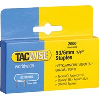 Tacwise 53/12 Staples