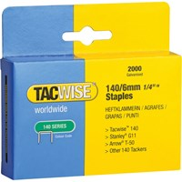 Tacwise 140 Staples