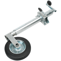 Sealey TB37 Jockey Wheel and Clamp