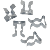 Sealey Spring Steel Retention Clips
