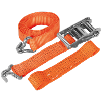 Sealey Ratchet Tie Down Strap for Car Transporters