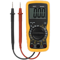 Sealey TM100 Professional 6 Function Digital Multimeter