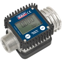 Sealey TP101 Digital Flow Meter