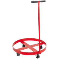 Sealey 205L Drum Dolly with Handle