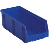 Sealey Plastic Storage Bin Deep 103 x 240 x 83mm