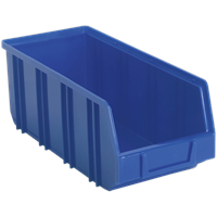 Sealey Plastic Storage Bin Deep 145 x 335 x 125mm