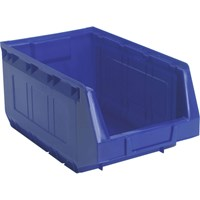 Sealey Plastic Storage Bin 209 x 356 x 164mm