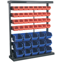 Sealey Bin Storage System with 47 Bins