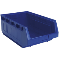 Sealey Plastic Storage Bin 310 x 500 x 190mm
