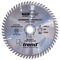Trend Professional Wood Cutting Saw Blade