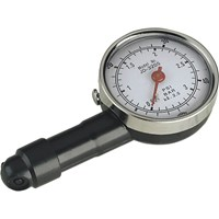 Sealey GS/TUV Approved Dial Type Tyre Pressure Gauge