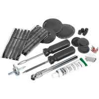Sealey Temporary Puncture Repair and Service Kit for Agricultural and Off Road Vehicles