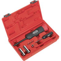 Sealey 9 Piece TPMS Service Tool Kit