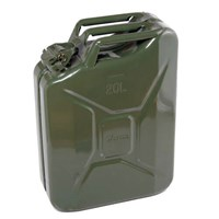 Sirius Metal Jerry Can