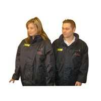 Bosch Regatta Dover Fleece Lined Jacket with Tooled-Up Logo