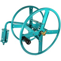 Sirius Wall Mounted Empty Metal Hose Reel