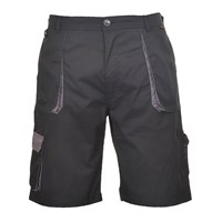 Portwest Mens Texo Contrast Work Shorts