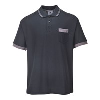Portwest Mens Texo Contrast Polo Shirt