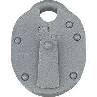 Union Cruiser Closed Shackle Padlock