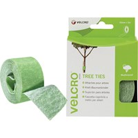 Velcro Adjustable Tree Ties Green