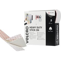 Velcro Heavy Duty Stick On Tape White