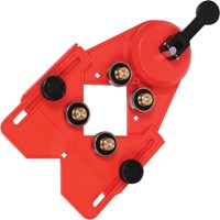 Vitrex Adjustable Wet Diamond Tile Drilling Centering Guide