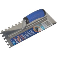 Vitrex Professional Stainless Steel 10mm Notched Adhesive Trowel