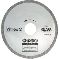 Vitrex Diamond Glass Cutting Blade