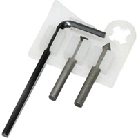 Vitrex 3 Piece Tip Set for Tile Grout Out Tool