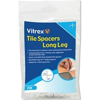 Vitrex Long Leg Tile Spacers