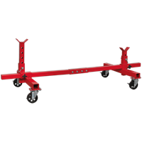 Sealey VMD001 2 Post Vehicle Moving Dolly
