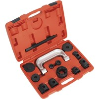 Sealey 14 Piece Lower Ball Joint Tool Kit for Mercedes & Renault Vehicles