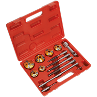 Sealey 14 Piece Inlet / Exhaust Valve Seat Cutter Kit