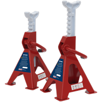 Sealey Ratchet Type Axle Stands