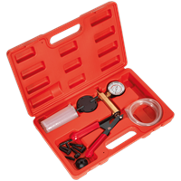 Sealey VS402 Vacuum Tester and Brake Bleeding Kit