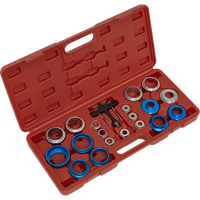 Sealey 20 Piece Oil Seal Removal / Installation Kit