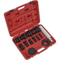 Sealey 37 Piece Bearing and Seal Installation Kit