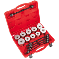 Sealey 27 Piece Bearing and Bush Removal and Installation Kit