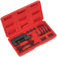 Sealey Motorcycle Chain Breaker and Riveting Tool Kit