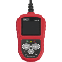 Sealey VS8812 EOBD Vehicle Code Reader