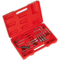 Sealey 12 Piece Airbag Removal Tool Kit