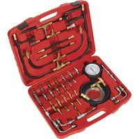 Sealey Petrol Injection Pressure Test Set